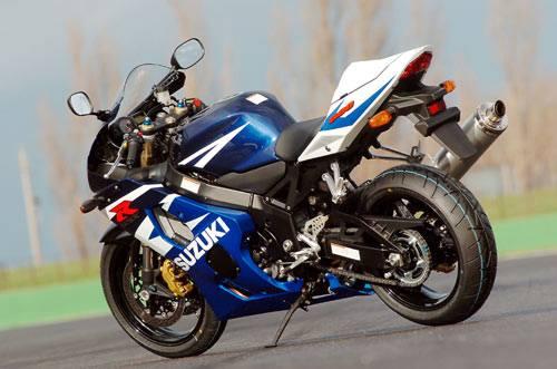 Suzuki GSXR 600 - Stran 2 - Suzuki - motosvet com